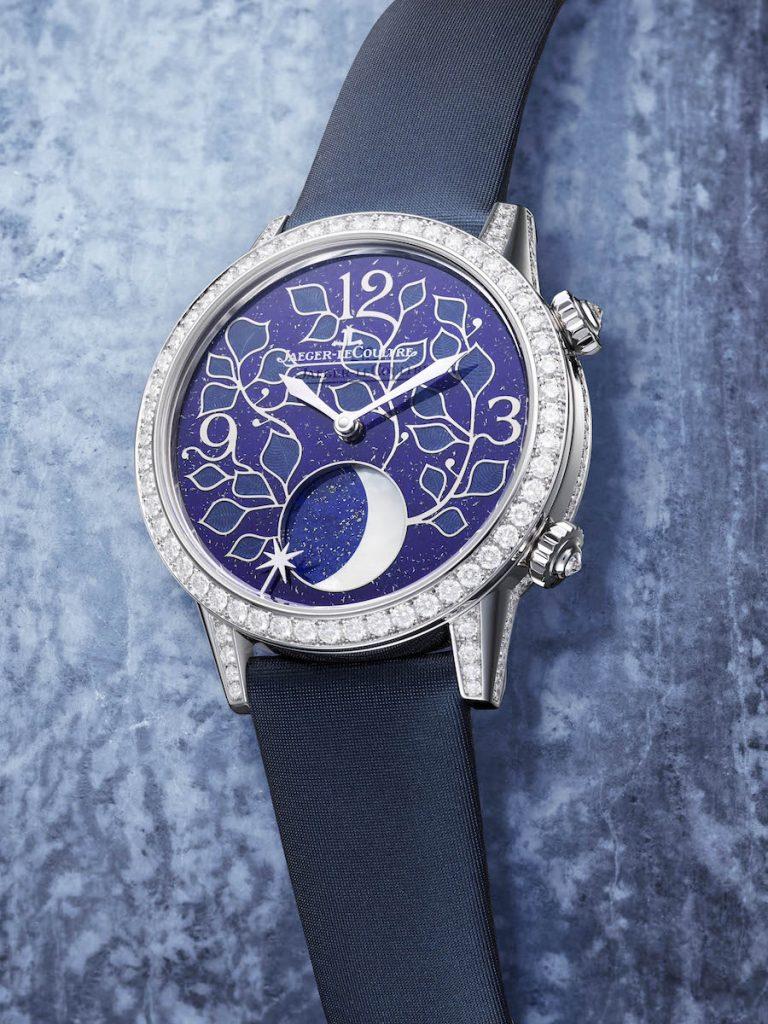 Jaeger-LeCoultre Rendez-Vous Moon watch