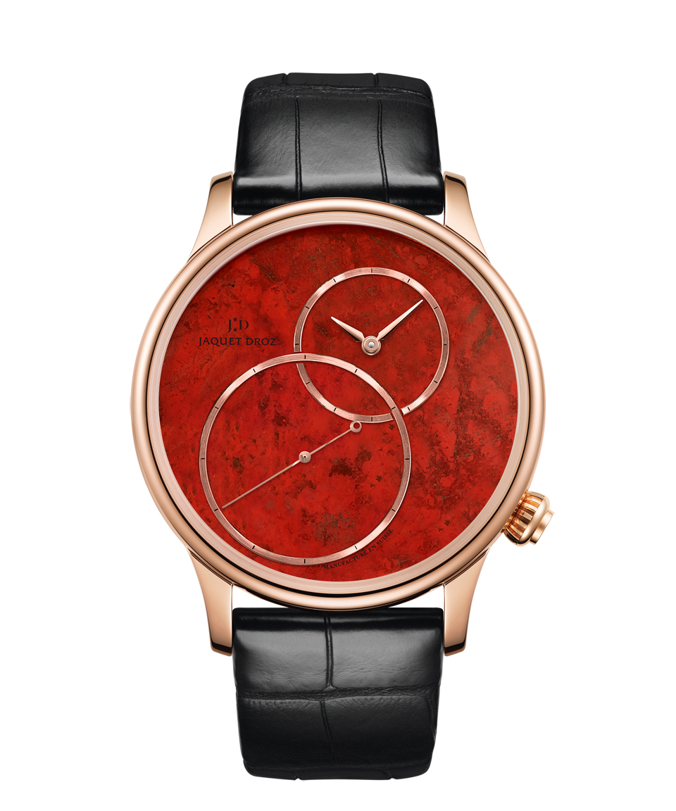Jaquet Droz Grande Second Off-Centered Cuprite