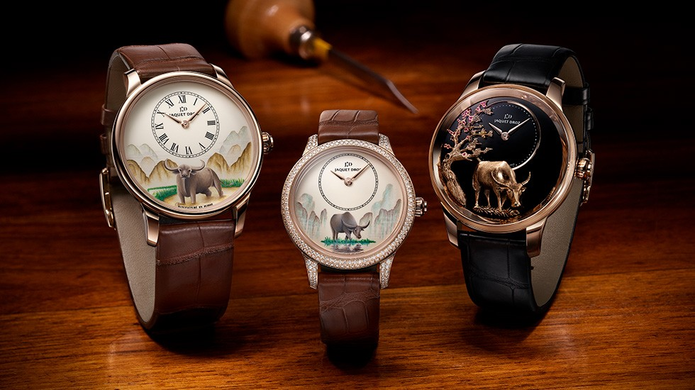 Jaquet Droz, Chinese New Year
