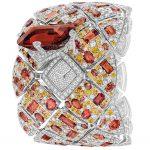 Chanel high-jeweled Secret Watch