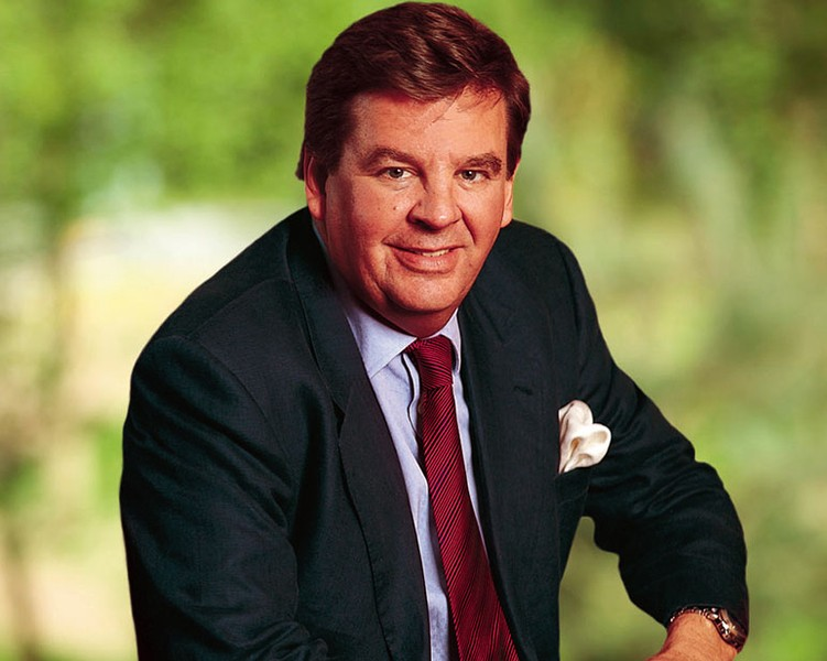 Johann Rupert, chairman of Richemont.