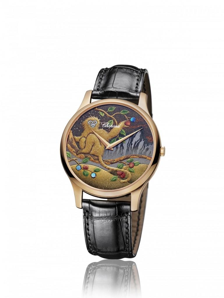 L.U.C XP Urushi Year of the Monkey watch
