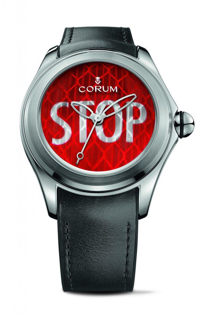 Corum Bubble Big Bubble Stop Watch