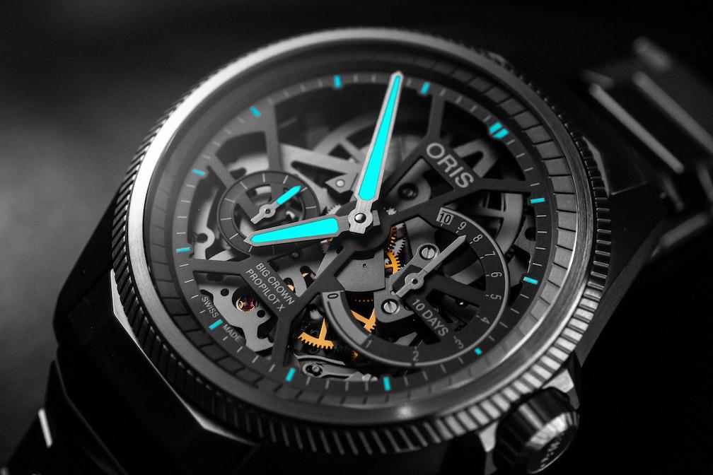 Oris Big Crown ProPilot X Calibre 115 watch