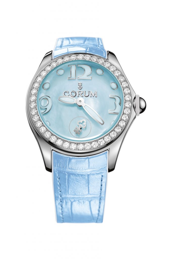 Bubble Luminova watches for Summer are the perfect blend of sporty and sophisticated. The are powered by automatic movements.