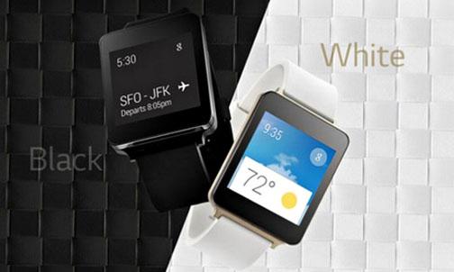 New LG G Watch