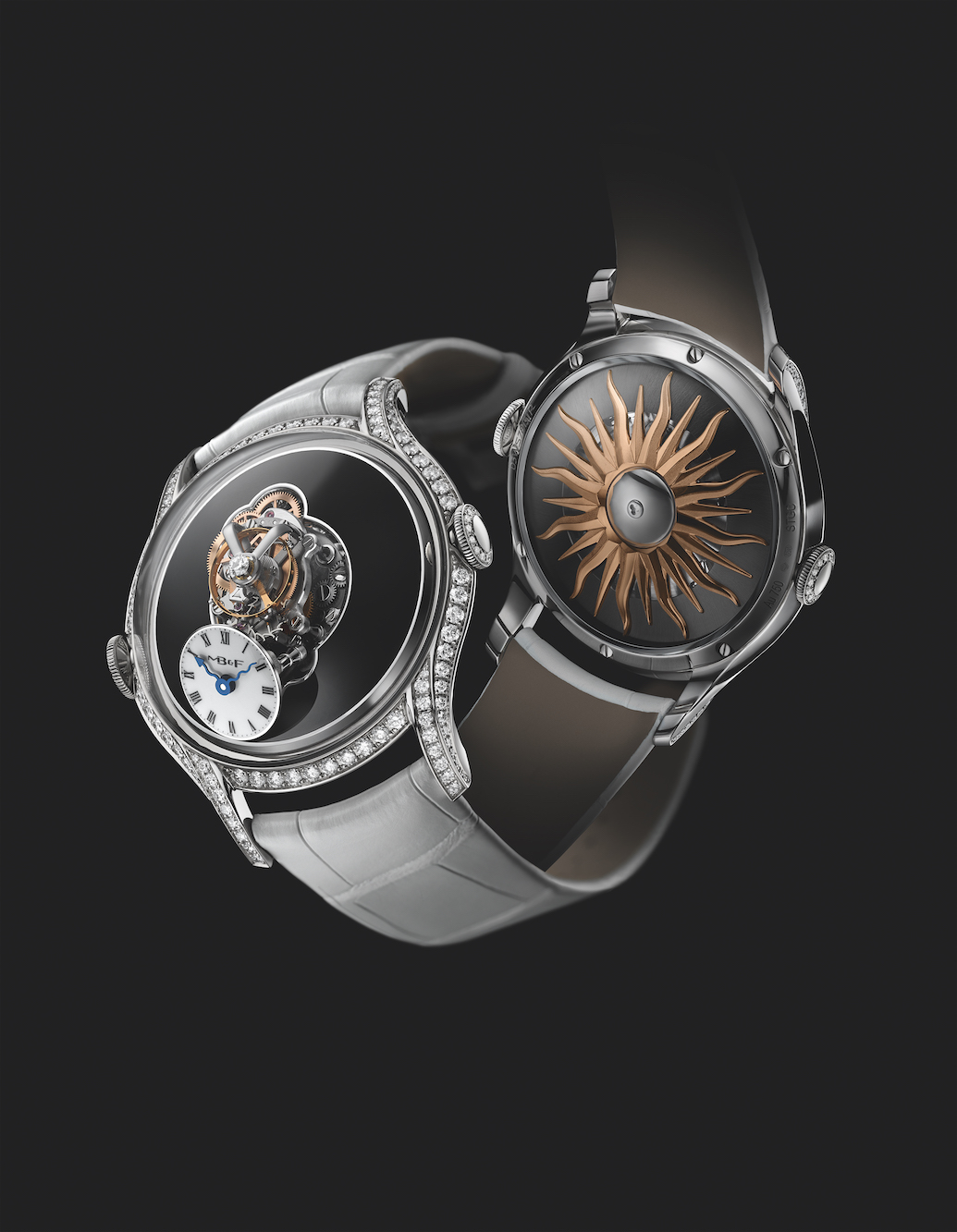 MB&F Legacy Machine FlyingT