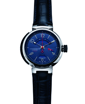 Louis Vuitton Cup Automatic Countdown  Tambour
