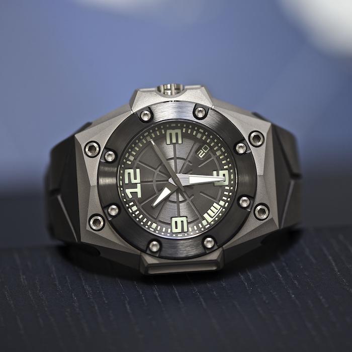 Linde Werdelin's Oktopus Frogman Watch
