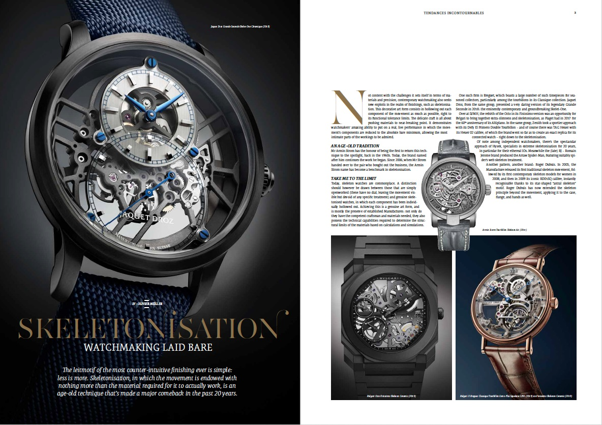 The Millennium Watch Book
