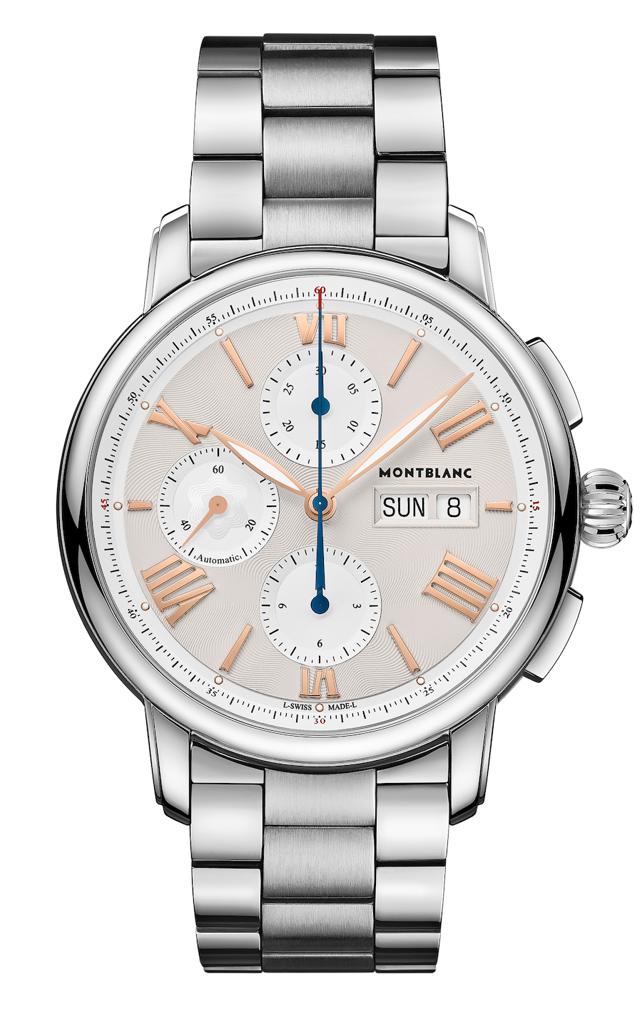 Montblanc Startimer Automatic Chronograph Day and Date watc