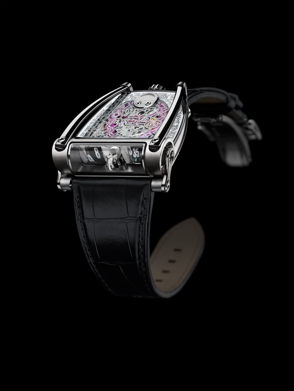 MB&F HM8_Only Watch