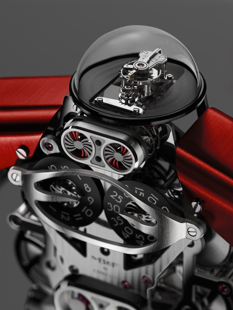 MB&F Melchior Only Watch 2015