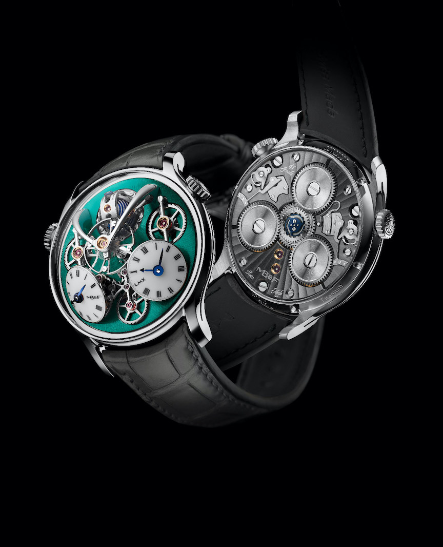 MB&F LMX watches