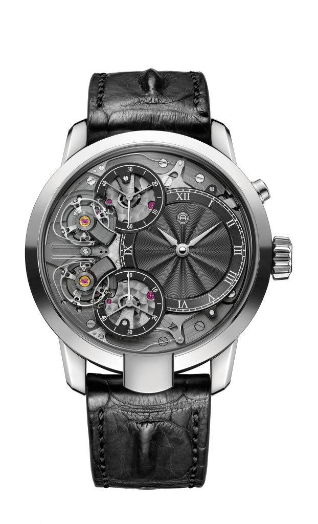 Armin Strom Mirrored Force Resonance watch