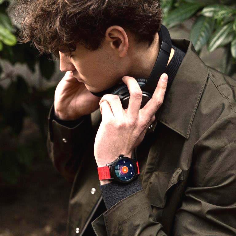 Montblanc Summit Smart watch unveiled today