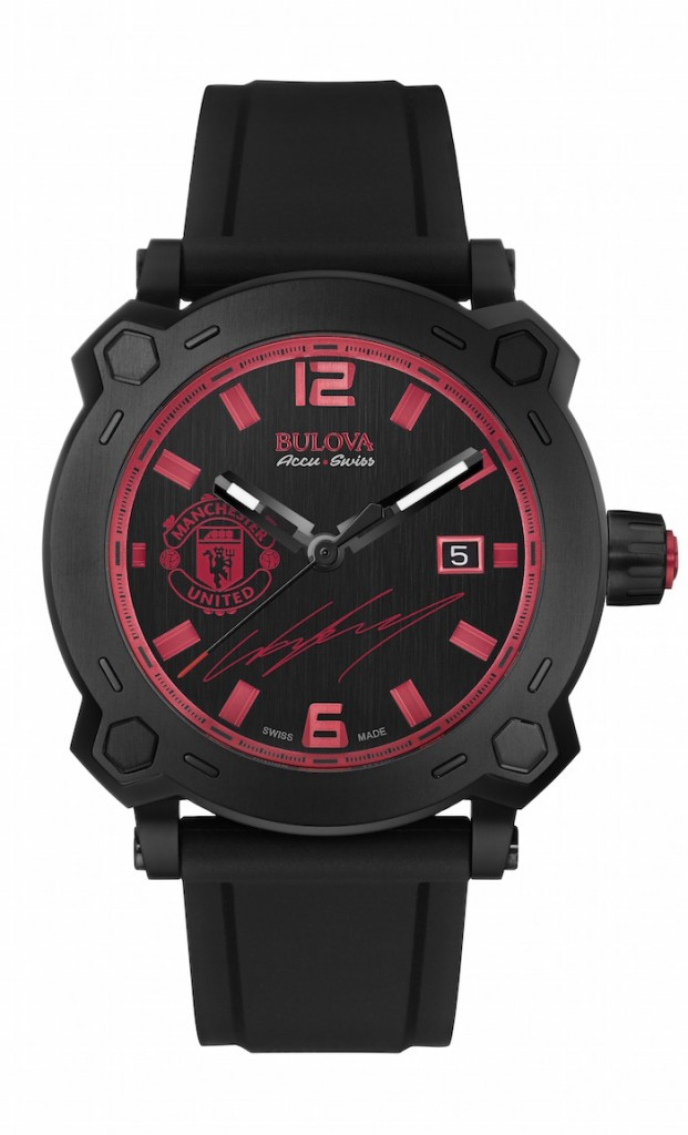Customized Treble watch for Rooney