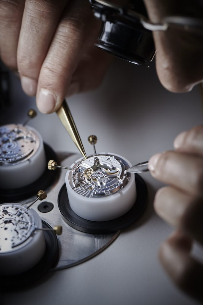 Chopard Fleurier, the making of the new L.U.C Time Traveler One