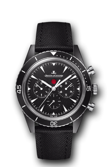 Jaeger-LeCoultre Master Extreme Deep Sea Chronograph Cermet