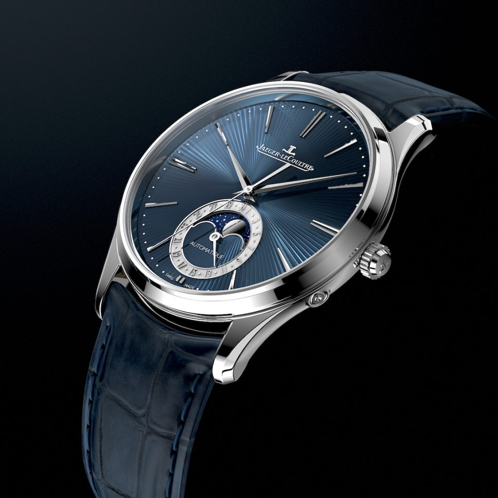 Jaeger-LeCoultre Ultra Thin Moon