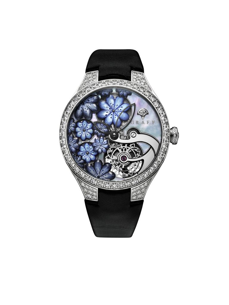 MasterGraff Floral Tourbillon by Graff Diamonds.
