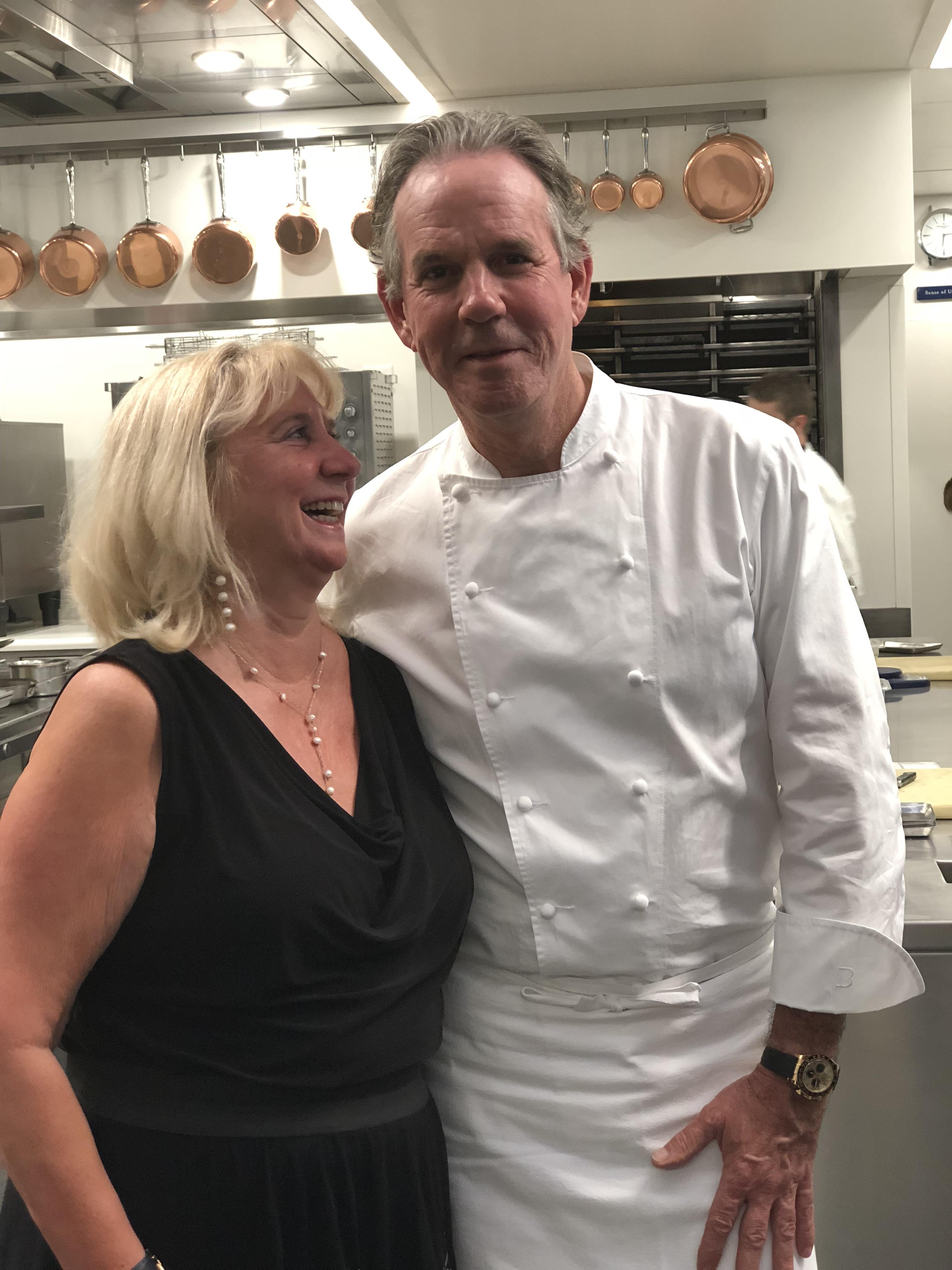 Meeting Chef Thomas Keller