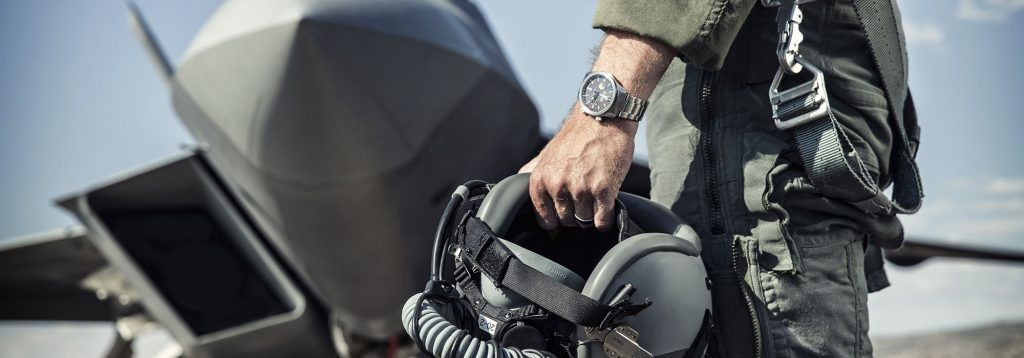 Bremont has many affiliations with the military and aviation.