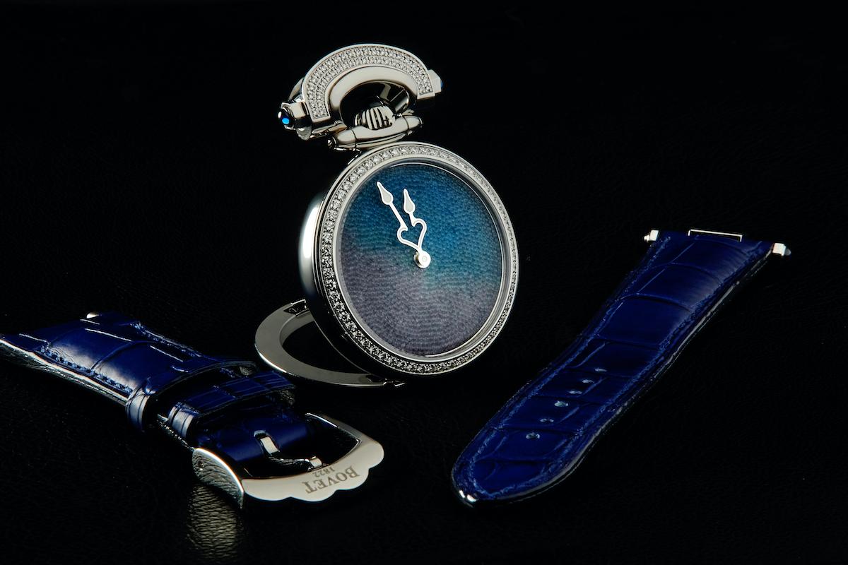 Bovet Miss Audrey Sweet Art watch