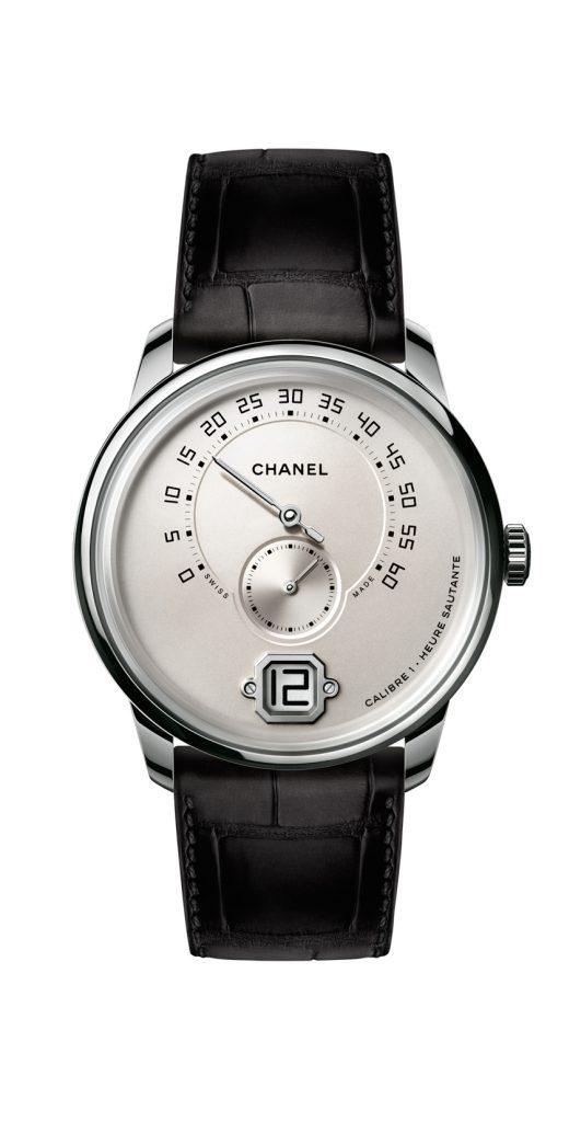 18-karat white gold Monsieur de Chanel