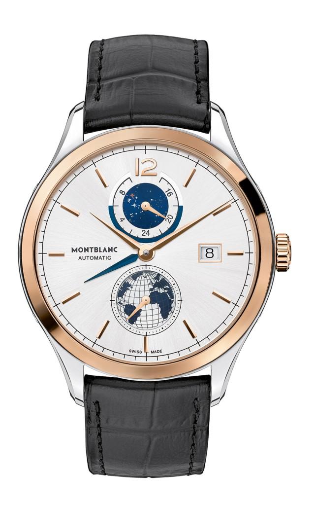 Montblanc Heritage Chronometrie Dual Time Vasco da Gama 238