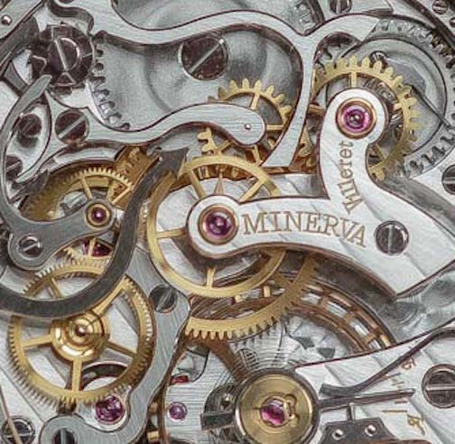 Top six chronographs of 2017