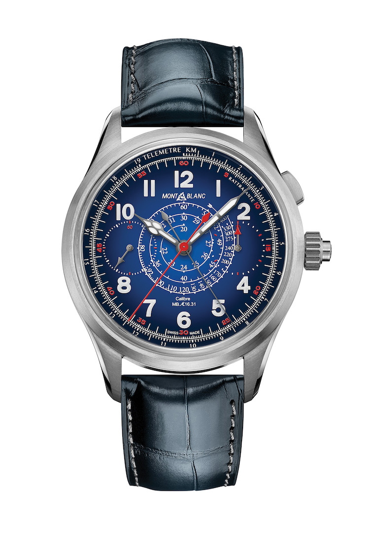Only watch 2019 Montblanc