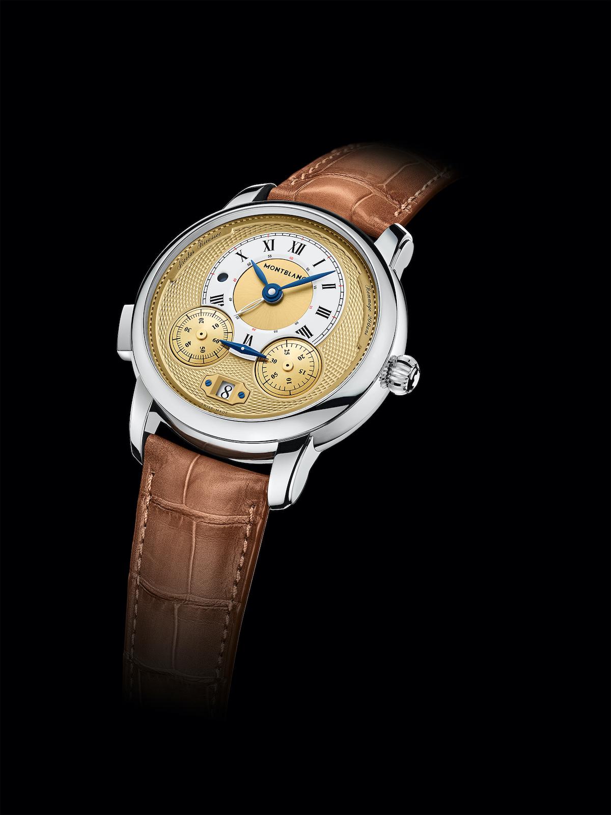Montblanc Star Legacy Nicolas Rieussec Chronograph LE 200 (1)