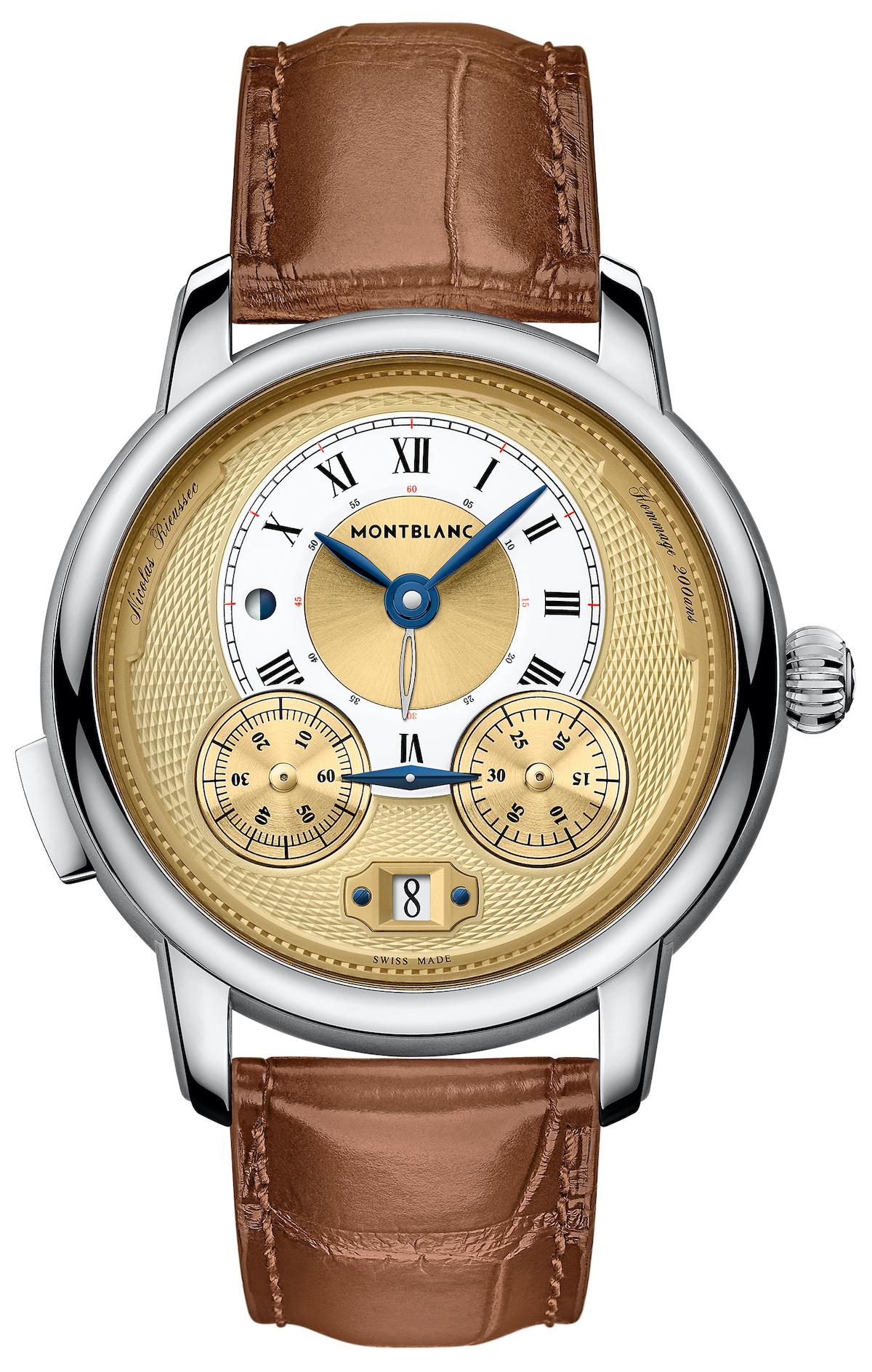 Montblanc Star Legacy Nicolas Rieussec Chronograph LE 200