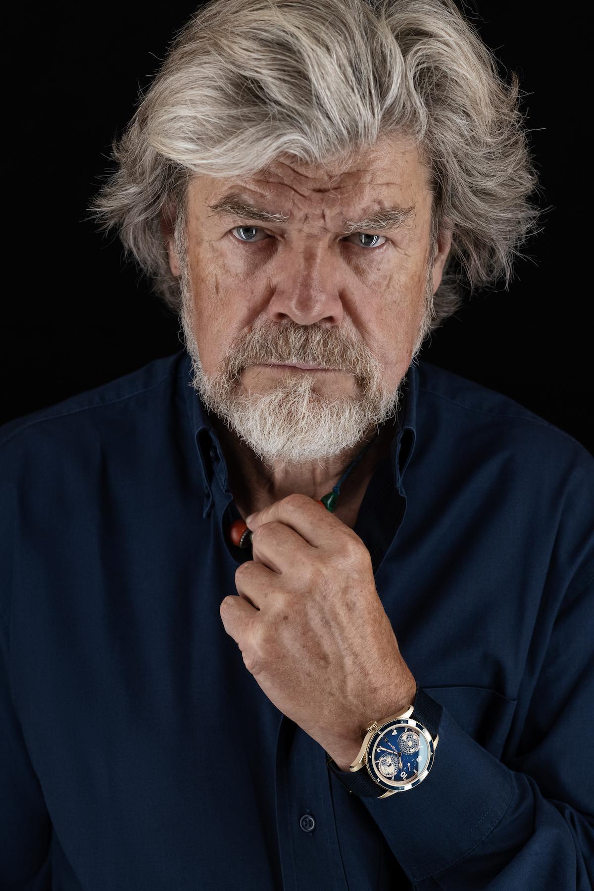 Reinhold Messner, Montblanc