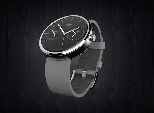 The Moto360 Smartwatch