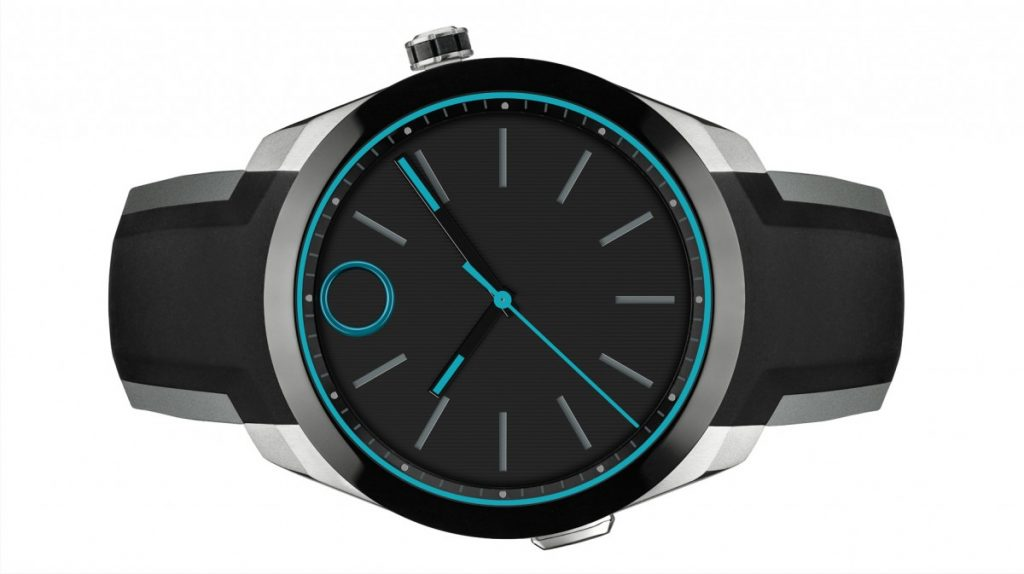 Movado Bold Motion watch also made its debute in late 2015