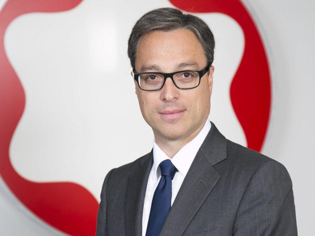 Nicolas Baretzki, CEO of Montblanc