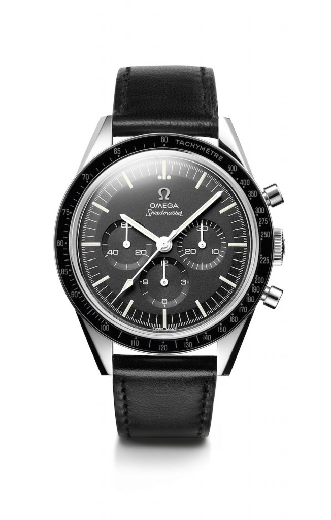 Omega watches in First Man movie