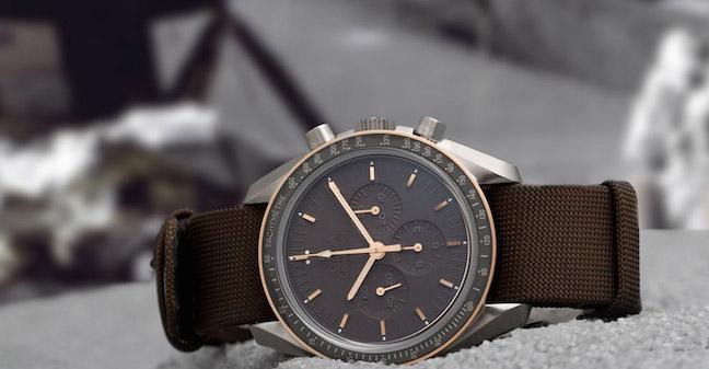 Omega Speedmaster 45th Anniversary watch