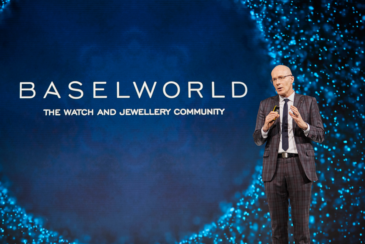 MCH General Manager Loris-Melikoff, Baselworld 2019
