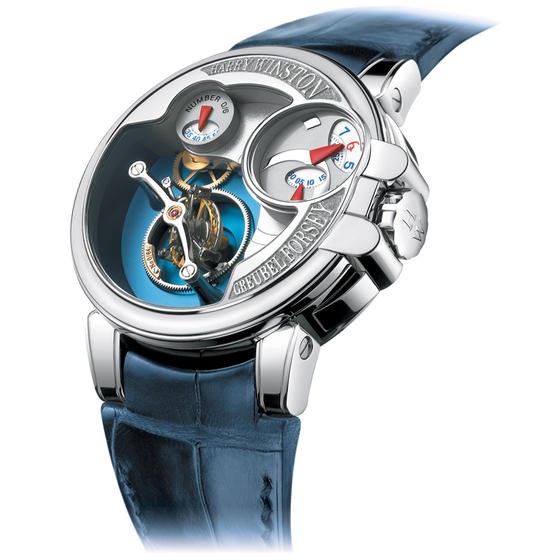 Opus 6 with Greubel & Forsey, 2006