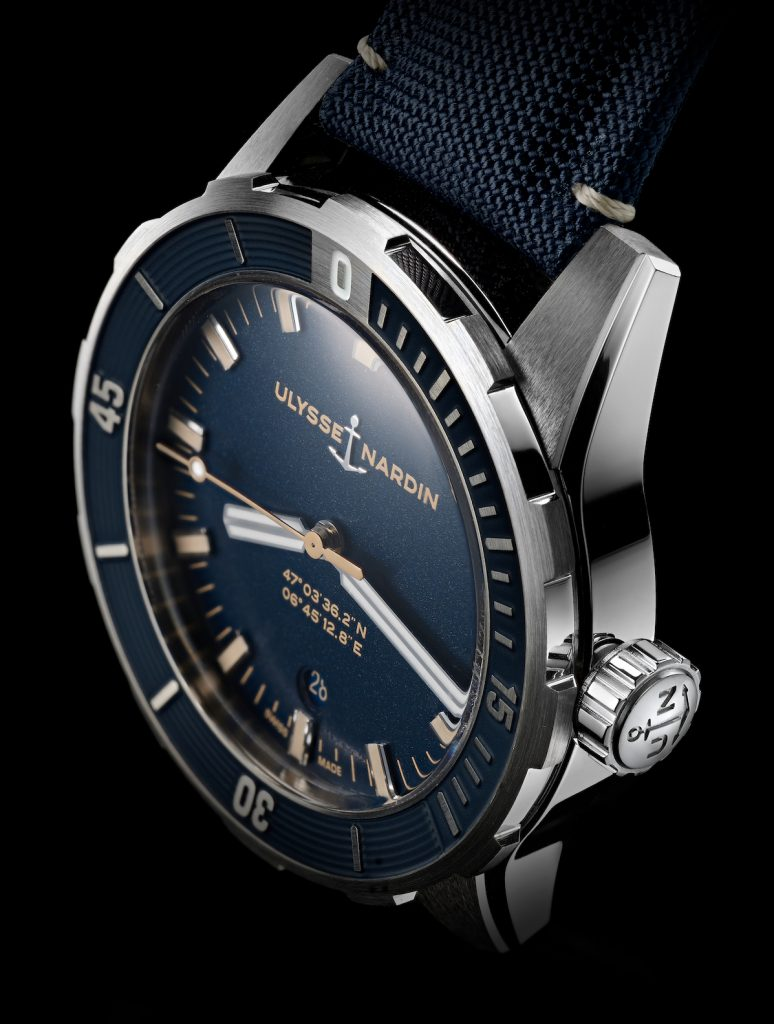 Ulysse Nardin Diver 42mm BlueShark Limited Edition