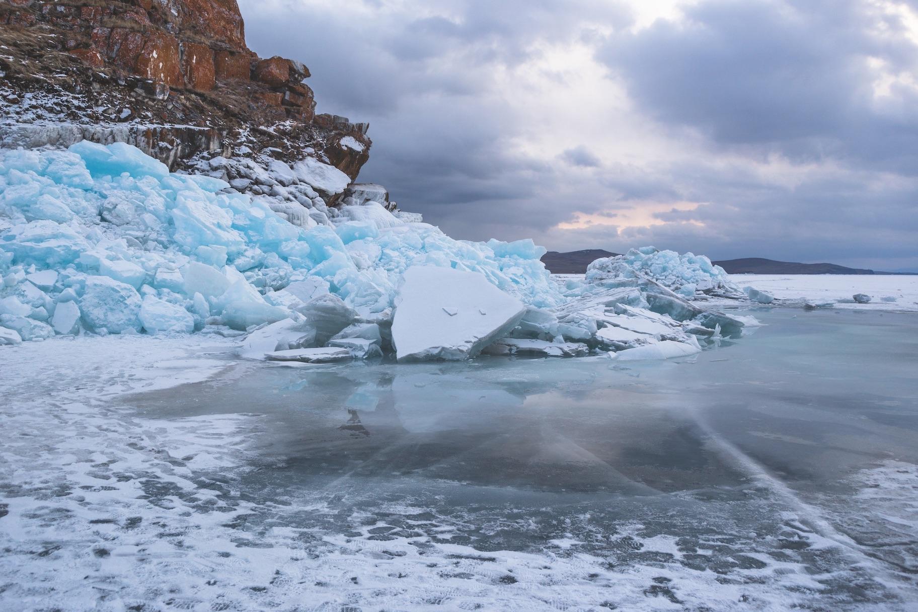 Lake Baikal and Oris