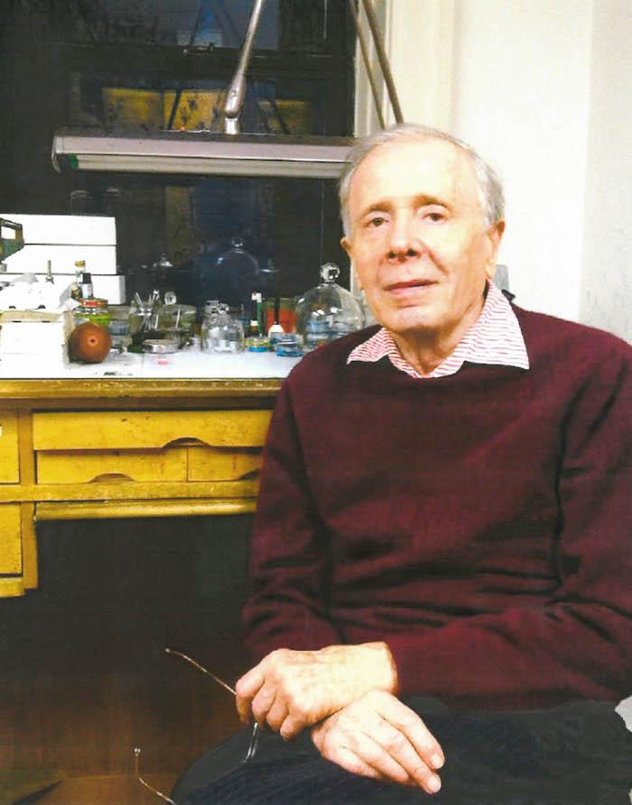 Oscar Waldan - image courtesy of www.waldanwatches.com