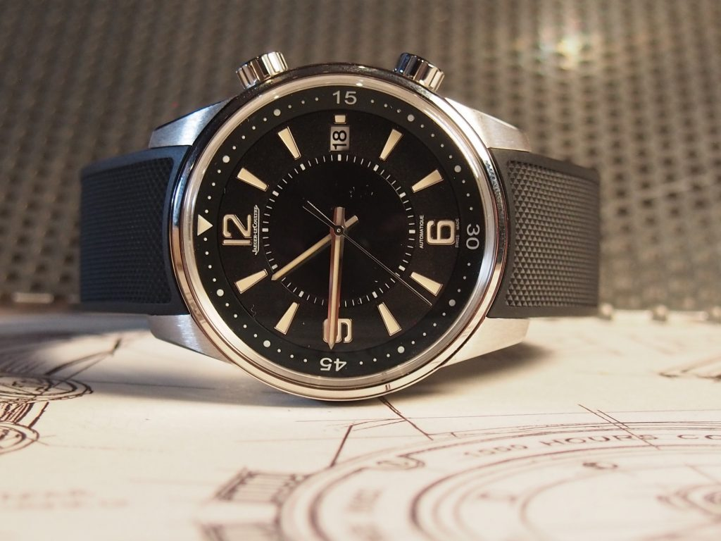 Jaeger-LeCoultre Polaris Memovox watch