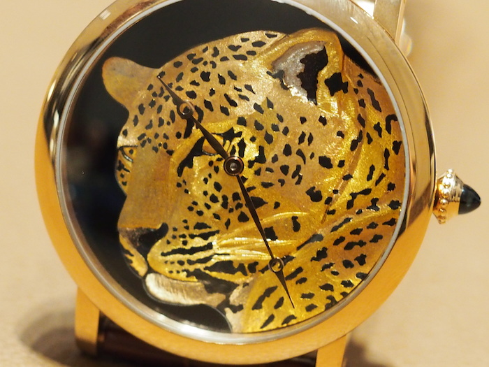Cartier gold Panthere