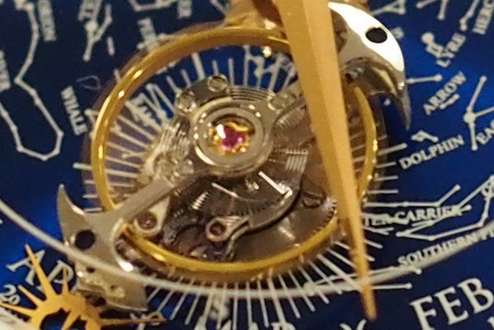 The Master Grand Tradition Grand Complication features a tourbillon, minute repeater and equation of time