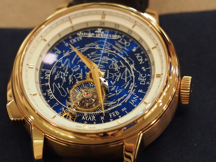 This astronomical watch is a delight to the eyes and the ears.