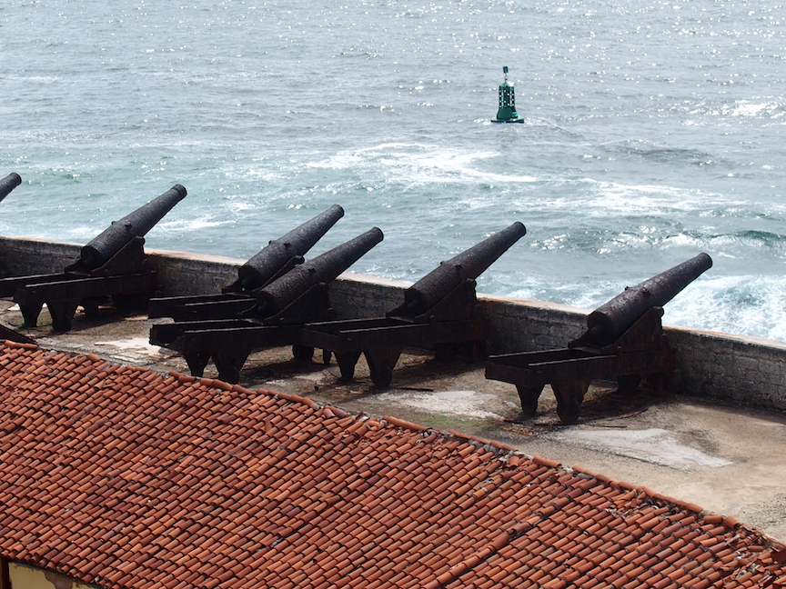 The forts and Castillo al Morro are a historical highlight of Havana.